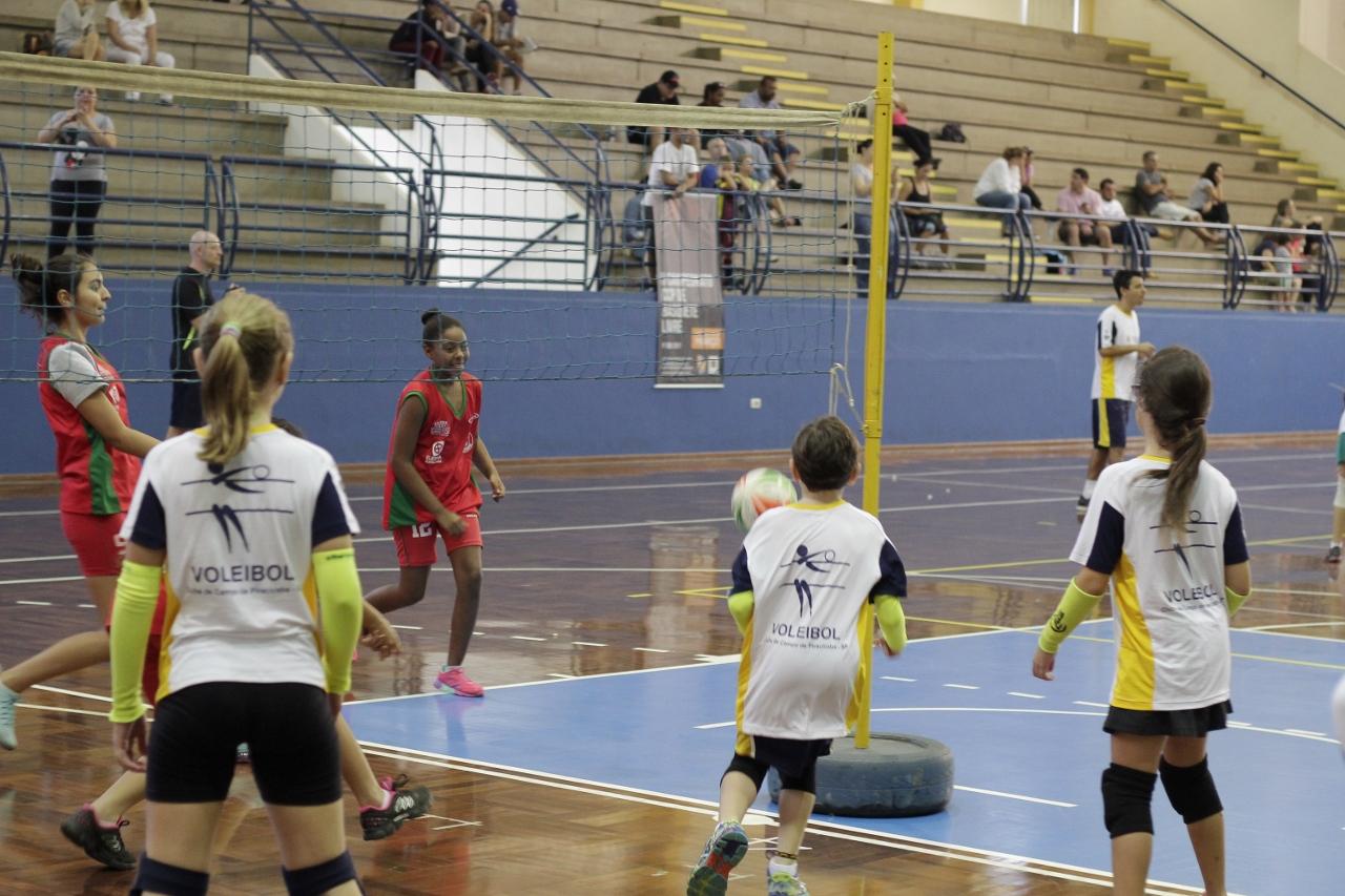 Utilize o minivoleibol para ensinar o Voleibol