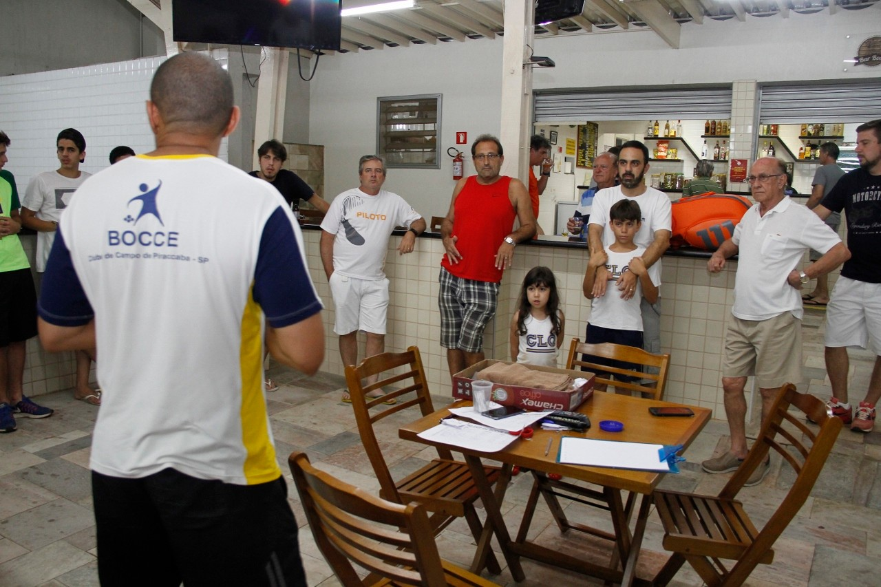 Visualize fotos 2º Torneio de Bocce e Sinuca 2018