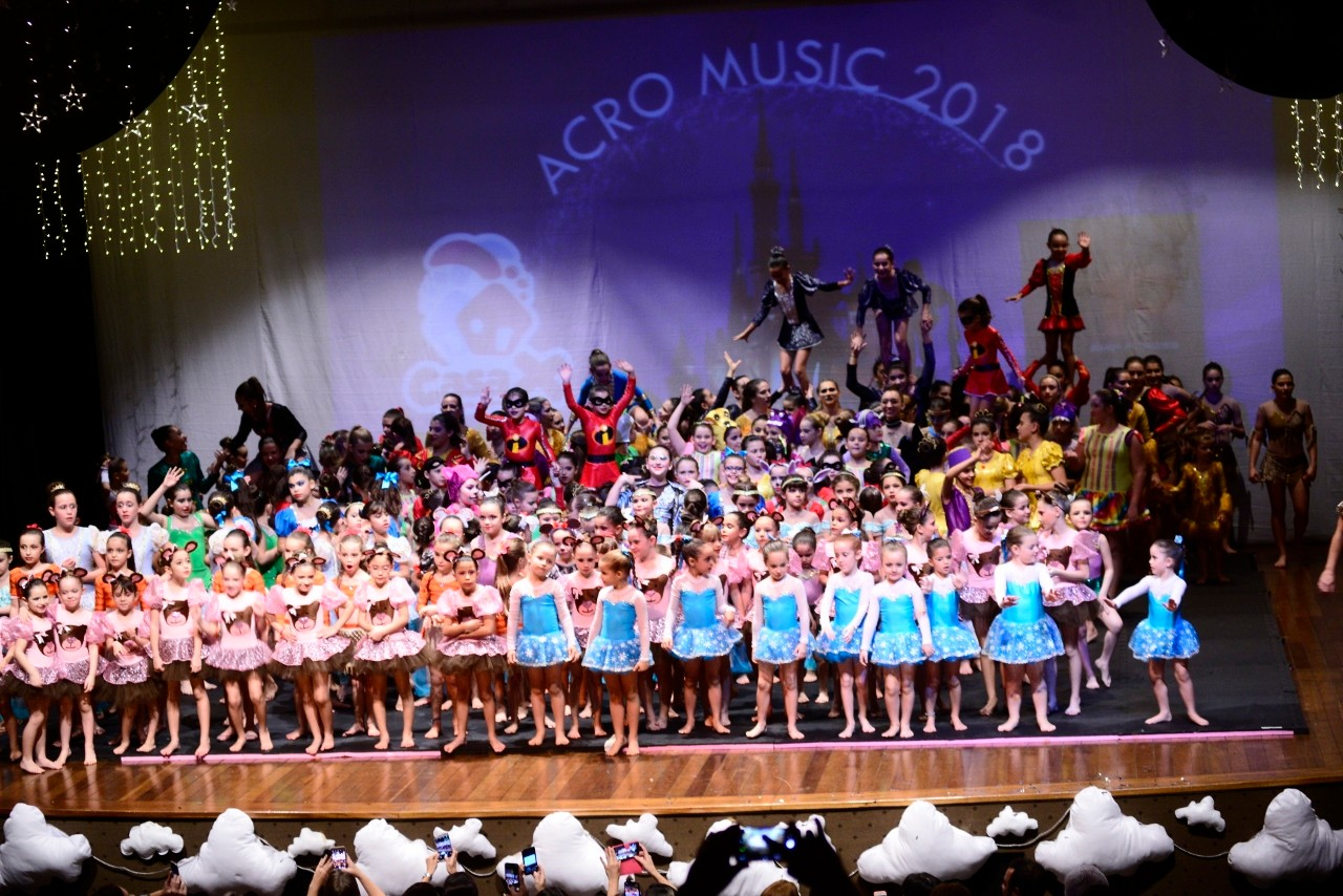 Visualize fotos Acro Music 2018