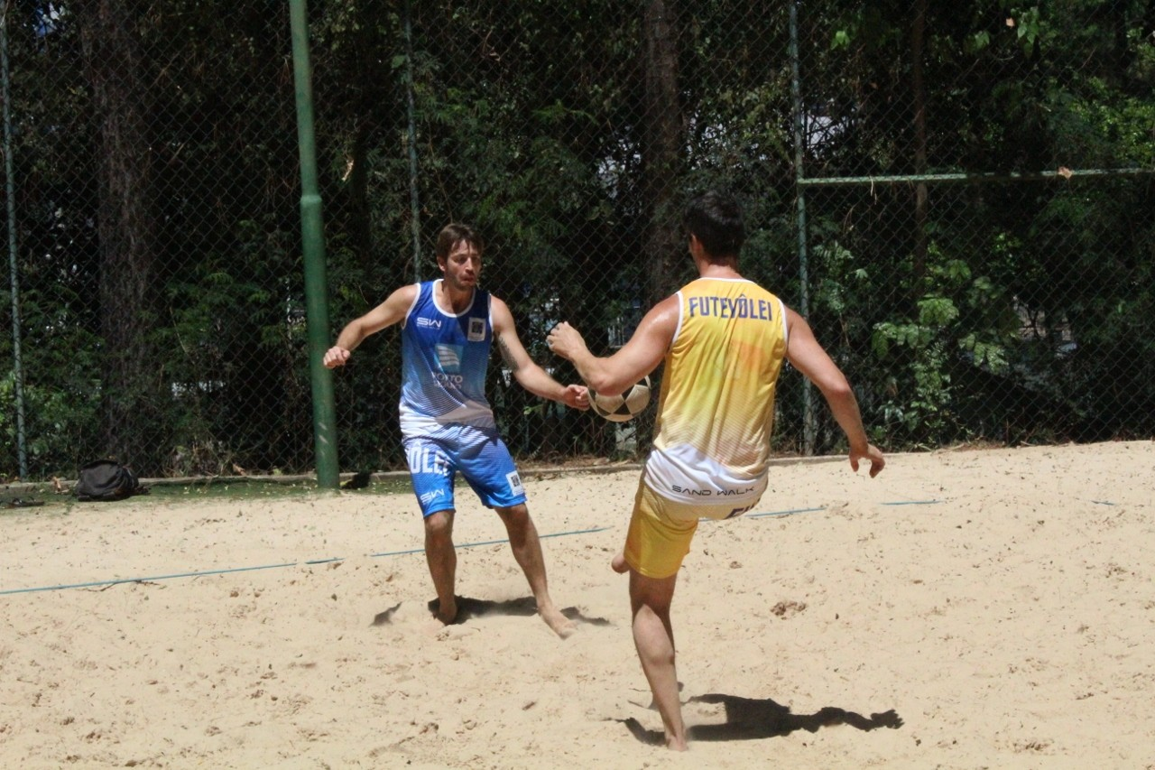 Visualize fotos Final Super Etapa Futevôlei 2º S 2019
