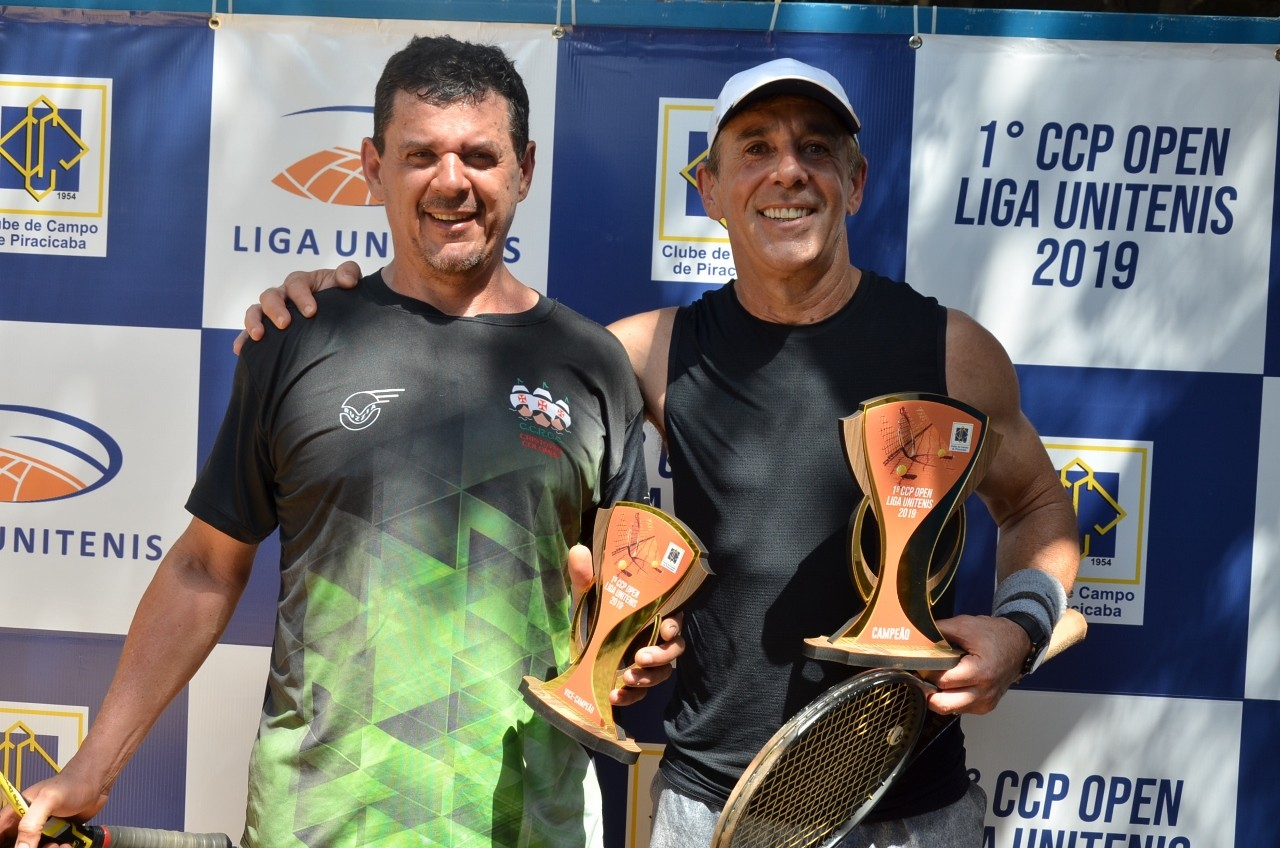 Visualize fotos 1º CCP Open Liga Unitenis 2019