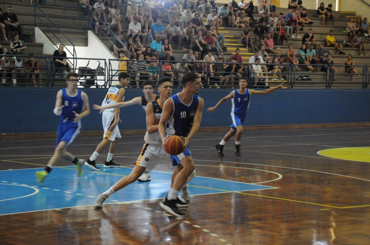 Visualize fotos Final Basquete Sub 17 2019