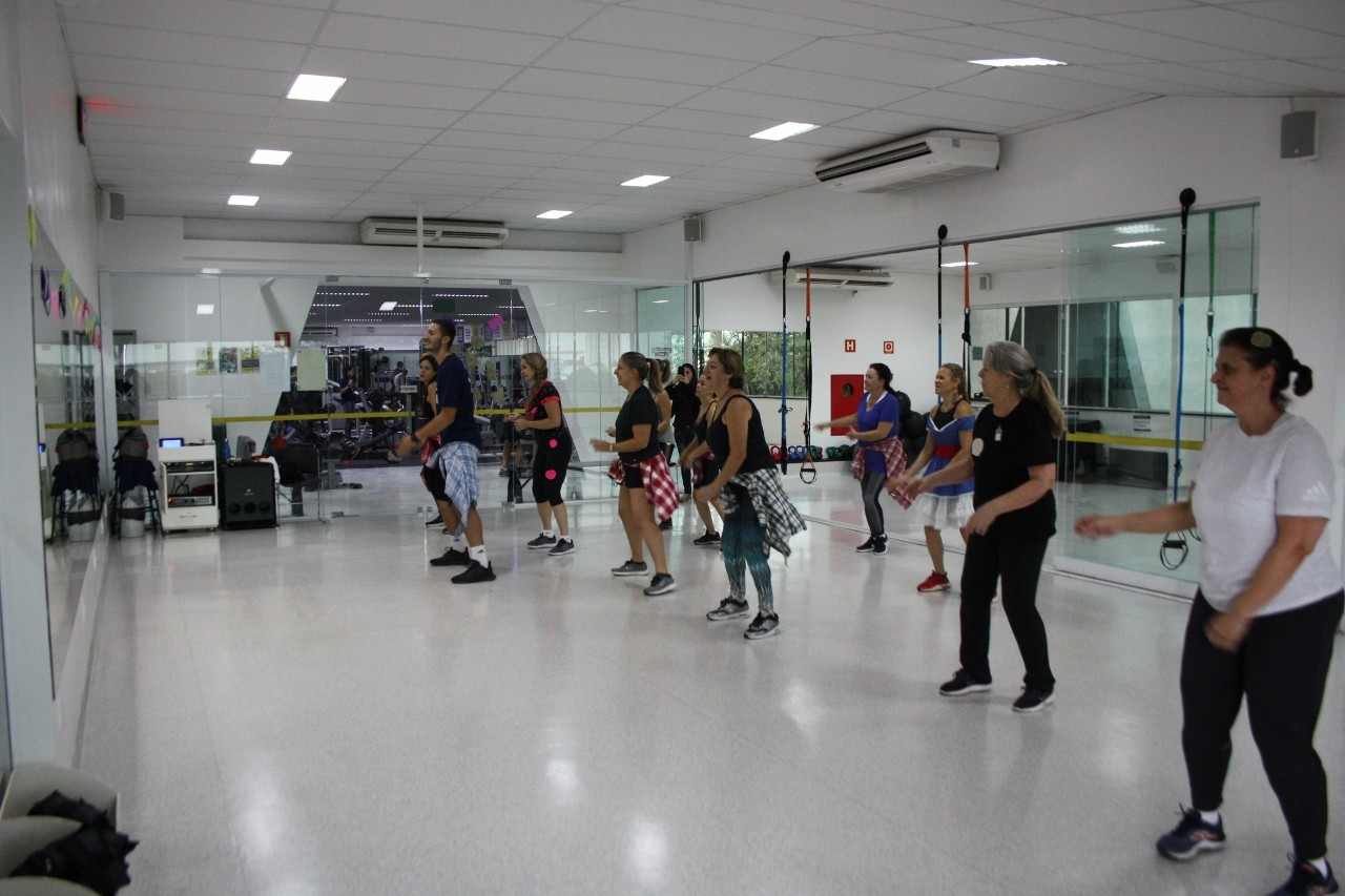 Visualize fotos Zumba Junino 2019